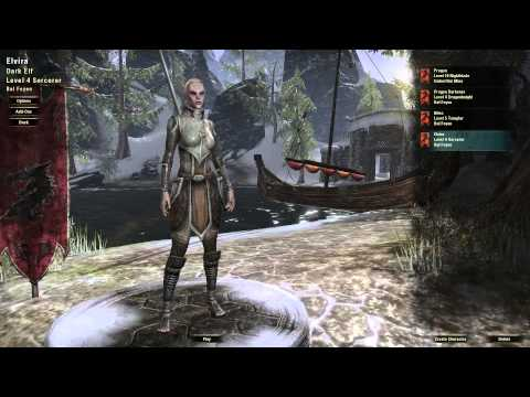 ESO BETA - Graphics Quality Difference