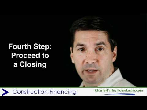 Video of New Construction loans for NH land purchase and construction of new home