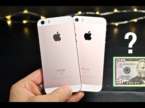 $50 iPhone SE Clone - How Bad Could It Be?