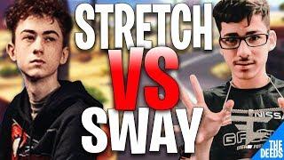 Liquid Stretch 1 VS 1 FaZe Sway | Fortnite Creative 1v1 *LIQUID VS FAZE*