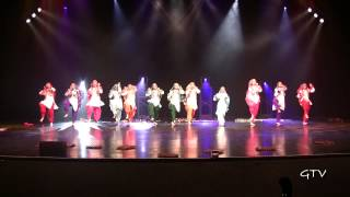 Shan E Punjab Junior Girls @ Bhangra Idols Showdown 2013