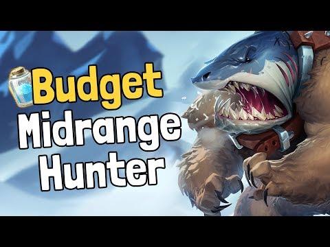 Budget Midrange Hunter Deck Guide (KotFT) - Hearthstone