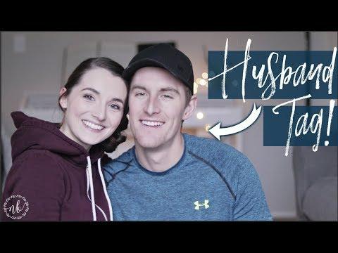 HUSBAND TAG with Weston! | Natalie Bennett