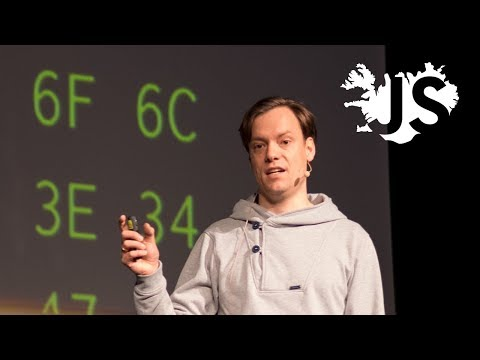 Martin Kleppe: Daedalus – Though the Maze of Code   JSConf Iceland 2018