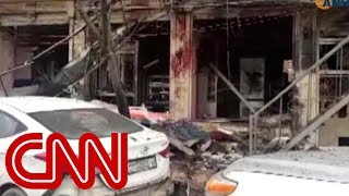 US service members killed in Syria explosion