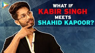 HILARIOUS: What If Kabir Singh Meets Shahid Kapoor? They Would Talk About....| Kiara Advani