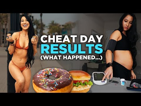 What Happens After a Cheat Day? (Weight Gain, Bloating, Bodyfat, Blood Sugar)