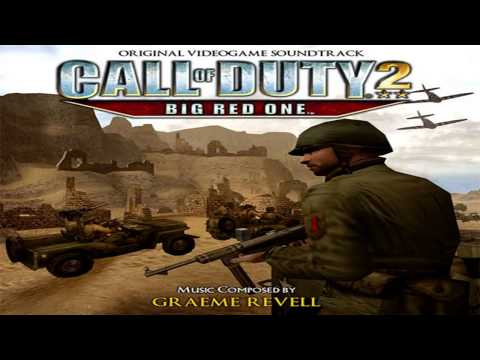 Call of Duty 2 Big Red One (OST) - I Sure Ain't in Jersey No More