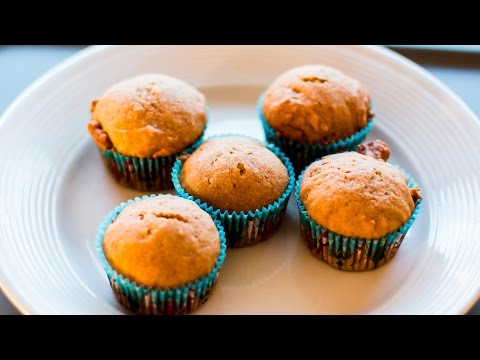 How to Make Muffins - Easy Amazing Applesauce Muffins Recipe