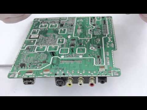 TV Cable will not work - How to Replace the Tuner on Your Main Board-TV Has No Picture