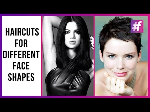 How To Get  ​Haircuts for Different Face Shapes - #fame Fashion​