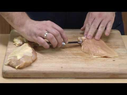 Chicken Cordon Bleu Recipe | RadaCutlery.com