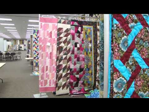 Blue Ribbon Quilts - Iowa State Fair 2010