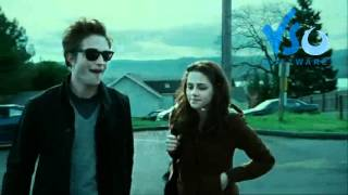 Twilight   Edward and Bella Arrive At School Scene   YouTube