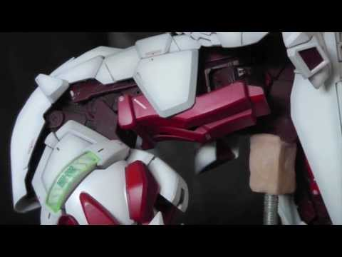 Painted Gundam Astray Red Frame PG - Part 2 - Fully Assembled!