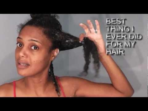 MUSTARD OIL, DON'T SLEEP ON IT!! Updated Hair Moisturizing Regimen