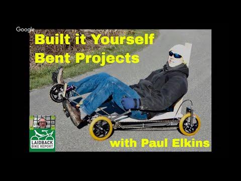Pioneering DIY Bent Designer Paul Elkins-Laidback Bike Report