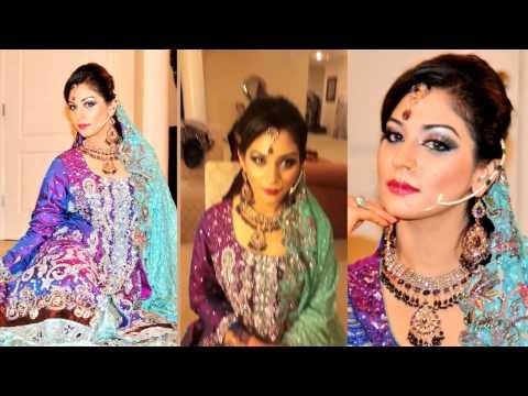 Real Bridal Look by Naima Makeup Artist Washington DC Virginia Maryland