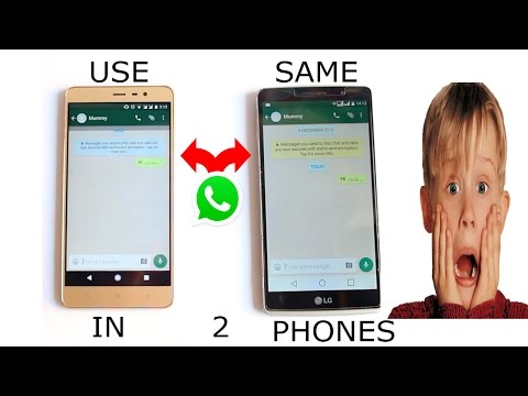 How To Use 1 Whatsapp Account In 2 Different Devices