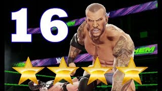 WWE Mayhem - 4 STAR SUPERSTAR RANDY ORTON!!! - Part 16 [Season 6 Episode 2/3] Android