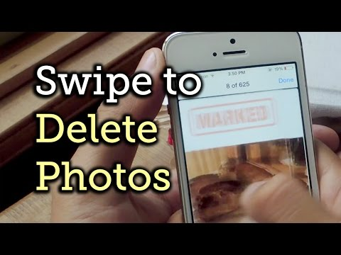 Fastest Way to Delete Unwanted Photos from Your iPhone's Library on iOS 8 [How-To]