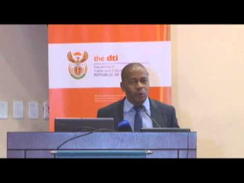 New impetus for the dti's programme to create Black Industrialists
