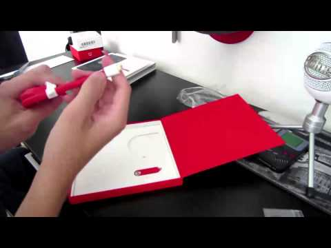 OnePlus One Unboxing Commentary
