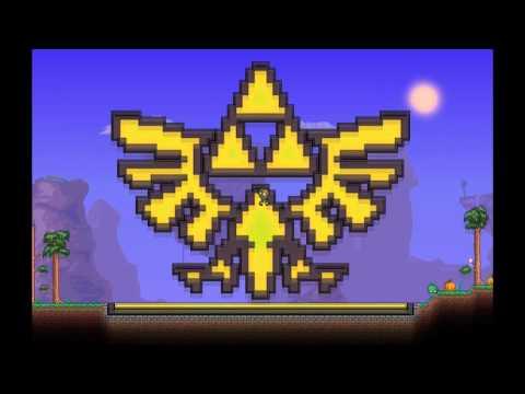 Terraria Pixel Art