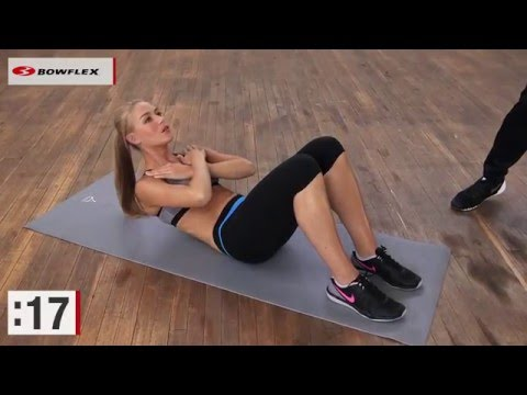 4 Minute Ab Workout - Tone Your Abs Anytime