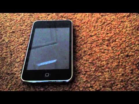 How to turn off a iPod touch