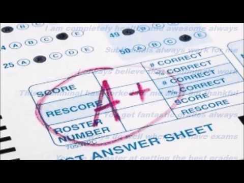 Get the best grades subliminal