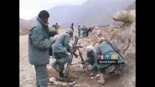 Taliban In Badakshan province, Special report by Wali Arian جنگ با طالبان در بدخشان