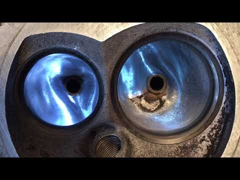 Ported 862 LS heads Final Ports