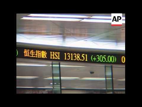 Japanese stocks up 1.99 percent at end of morning trading; HKong