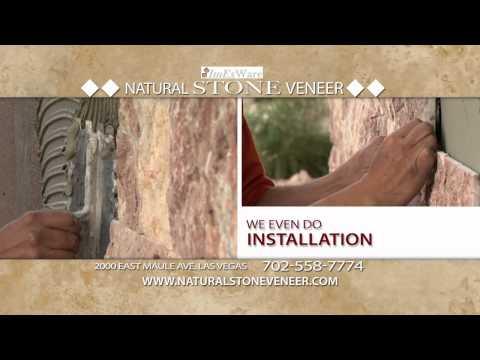 Natural Stone Veneer Commercial