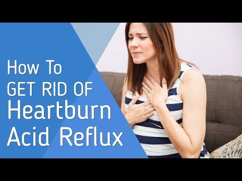 ✅ How To Naturally Get Rid Of Heartburn - How To Stop Heartburn