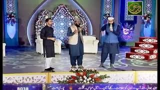 """""""Maula Ya Salli Wa Sallim"""" naat by Junaid Jamshed"""