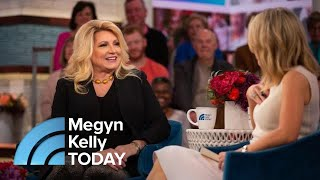Radio Star Delilah Opens Up About Family And New Book | Megyn Kelly TODAY