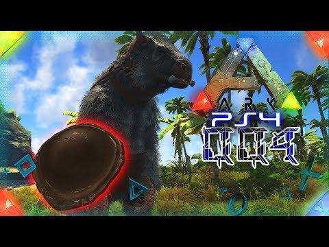 ARK PS4 🇩🇪 Chitin Farmen #004 Let´s Play ARK Survival Evolved Playstation 4 PVP Server
