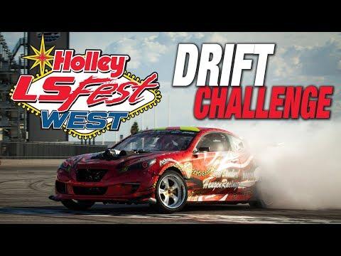 LS Fest West Drift Challenge!
