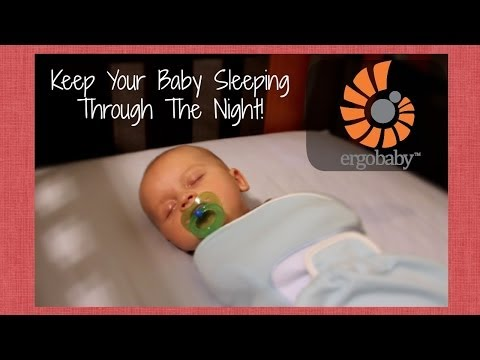 How To Keep Your Baby Sleeping Through The Night