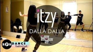 Download ITZY ″DALLA DALLA″ Dance Tutorial (Chorus, Breakdown) Video