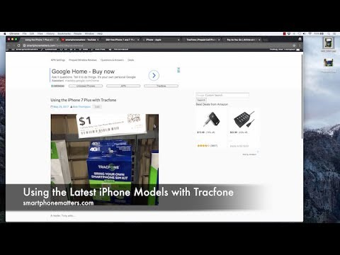 Using the Latest iPhone Models with Tracfone