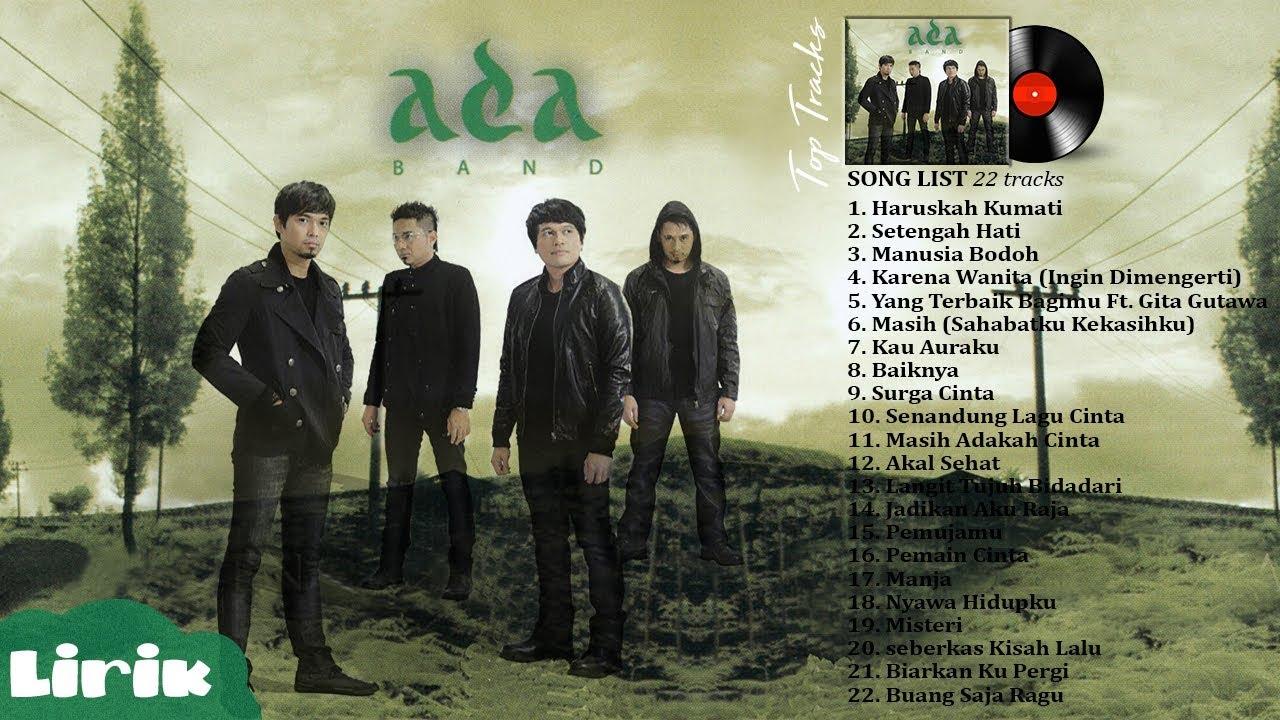 Download ADA BAND - Full Album Lagu POP Terbaik tahun 2000an MP3 Gratis