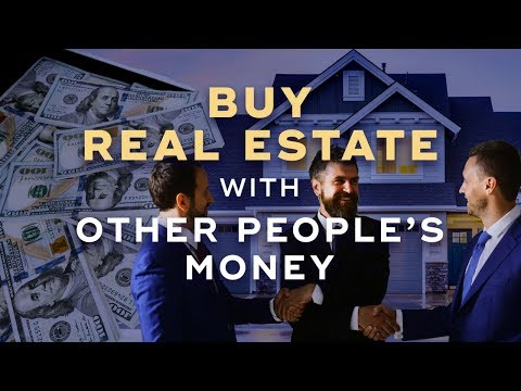 How To Use Other People's Money To Buy Real Estate - Vancouver Real Estate - Gary Wong