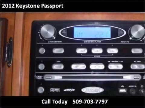 2012 Keystone Passport Used Cars Spokane WA