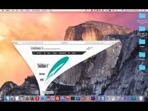 How to Make Bootable USB Drive  for El Capitan