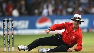 Top 10 Worst Injuries of Cricket Umpires in Cricket History Ever