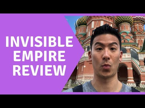 Invisible Empire Review - WATCH First Before You Do Anything!