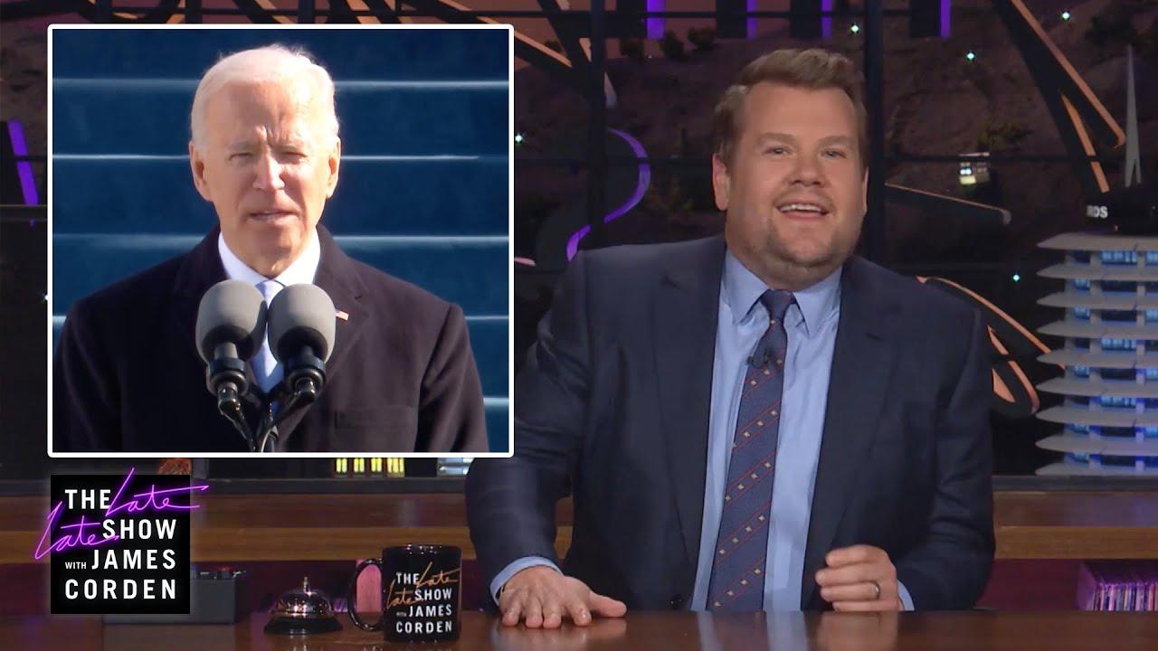 Joe Biden Is Officially POTUS 46